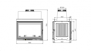 Chazelles CDF800L