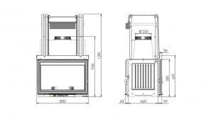 Chazelles CDF800R