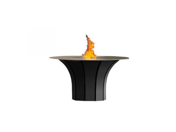 Outdoor fire table